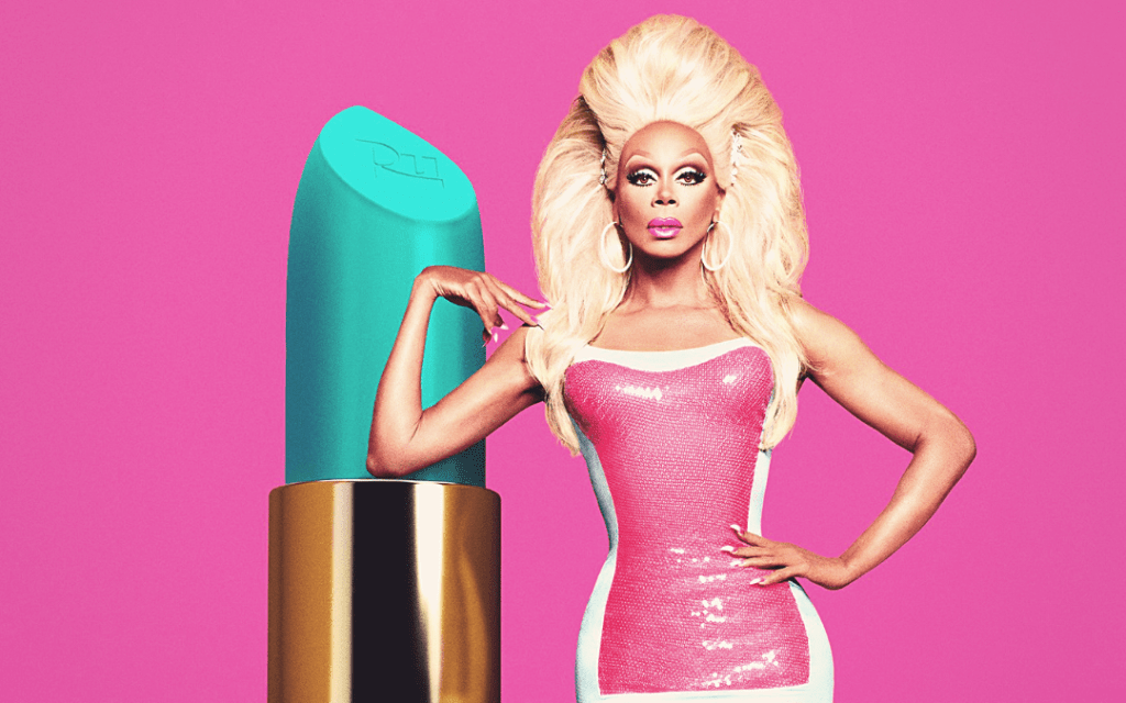 Rupaul's Drug Race Drag Queen Communication Digitale Eteam