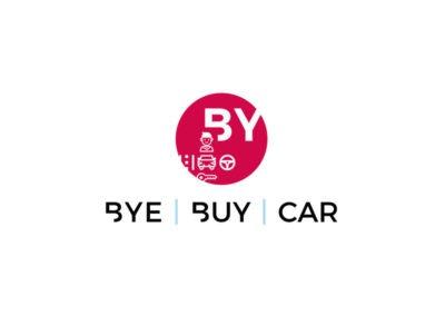 Graphisme Bye Buy Car