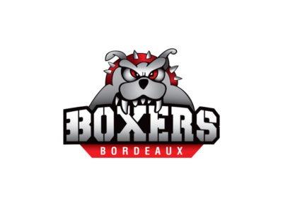 Graphisme Boxers de Bordeaux