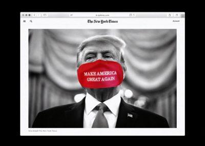 Trump et les réseaux sociaux : une arme de communication massive