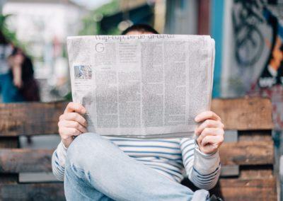 Covid 19, crise et morosité : vous aussi, l'optimisme des médias vous manque ?